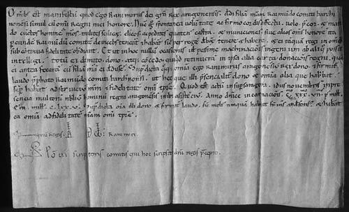 1137-comunicado-de-ramiro-de-aragon-a-sus-subditos-de-la-donacion-de-la-hija-y-del-reino-al-conde-de-barcelona-bn