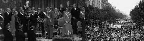 1975-1977-juramento-del-rey-y-primera-manifestacic3b3n-a-favor-de-la-autonomc3ada-de-cataluc3b1a-bn